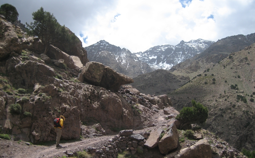 03 DAYS TOUBKAL ASCENT